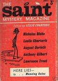 Saint Detective Magazine (1954-1966 King-Size) UK Reprints Vol. 10 #5