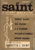 Saint Detective Magazine (1954-1966 King-Size) UK Reprints Vol. 10 #6