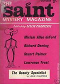 Saint Detective Magazine (1954-1966 King-Size) UK Reprints Vol. 10 #8