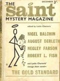 Saint Detective Magazine (1954-1966 King-Size) UK Reprints Vol. 10 #10