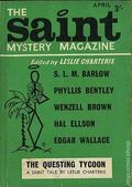Saint Detective Magazine (1954-1966 King-Size) UK Reprints Vol. 11 #2