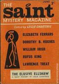 Saint Detective Magazine (1954-1966 King-Size) UK Reprints Vol. 11 #4