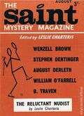 Saint Detective Magazine (1954-1966 King-Size) UK Reprints Vol. 11 #6