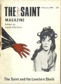 Saint Detective Magazine (1954-1966 King-Size) UK Reprints Vol. 11 #12