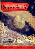 Science Fantasy (1950-1966 Nova Publications) Digest 1