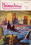 Science Fantasy (1950-1966 Nova Publications) Digest 8