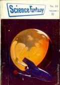 Science Fantasy (1950-1966 Nova Publications) Digest 13