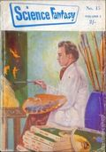 Science Fantasy (1950-1966 Nova Publications) Digest 15