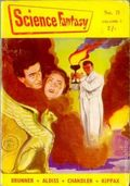 Science Fantasy (1950-1966 Nova Publications) Digest 21