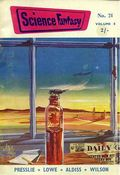 Science Fantasy (1950-1966 Nova Publications) Digest 24