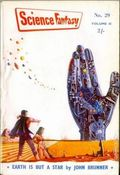 Science Fantasy (1950-1966 Nova Publications) Digest 29