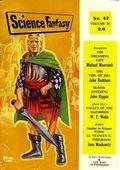 Science Fantasy (1950-1966 Nova Publications) Digest 47
