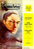 Science Fantasy (1950-1966 Nova Publications) Digest 52