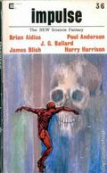 Impulse the New Science Fantasy (1966-1967 Nova Publications) Vol. 1 #1