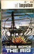 Impulse the New Science Fantasy (1966-1967 Nova Publications) Vol. 1 #7