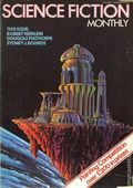 Science Fiction Monthly (1974-1976 New English Library) Vol. 1 #3