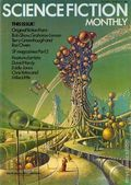 Science Fiction Monthly (1974-1976 New English Library) Vol. 1 #4