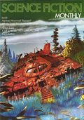 Science Fiction Monthly (1974-1976 New English Library) Vol. 2 #2