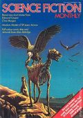 Science Fiction Monthly (1974-1976 New English Library) Vol. 2 #4