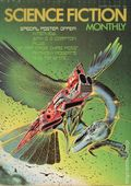 Science Fiction Monthly (1974-1976 New English Library) Vol. 3 #4