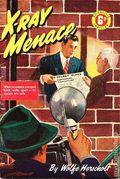 Scientific Thrillers (1948-1952 Transport Publishing) Pulp 6