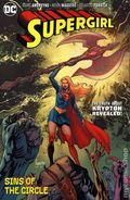 Supergirl TPB (2019-2020 DC) By Marc Andreyko and Jody Houser 2-1ST