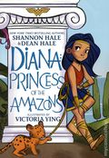 Diana: Princess of the Amazons GN (2020 DC) 1-1ST