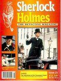 Sherlock Holmes the Detective Magazine (1997-2001 Atlas Publishing) 25