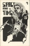 Space and Time (1966-2019) Magazine 38