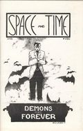 Space and Time (1966-2019) Magazine 48