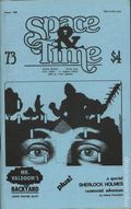 Space and Time (1966-2019) Magazine 73