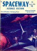 Spaceway Science Fiction (1953-1970 Fantasy Publishing Co.) Pulp Vol. 3 #1