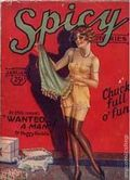 Spicy Stories (1928-1933 Dover Publications) 1st Series Vol. 1 #2