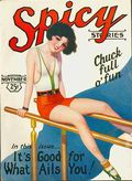 Spicy Stories (1928-1933 Dover Publications) 1st Series Vol. 2 #6