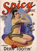 Spicy Stories (1928-1933 Dover Publications) 1st Series Vol. 3 #3