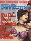 Official Detective Stories (1934-1995 Detective Stories Publishing) Vol. 45 #6