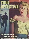 True Detective (1924-1995 MacFadden) True Crime Magazine Vol. 57 #5