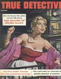 True Detective (1924-1995 MacFadden) True Crime Magazine Vol. 64 #5