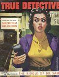 True Detective (1924-1995 MacFadden) True Crime Magazine Vol. 62 #6
