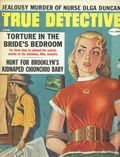 True Detective (1924-1995 MacFadden) True Crime Magazine Vol. 70 #6