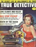 True Detective (1924-1995 MacFadden) True Crime Magazine Vol. 72 #1
