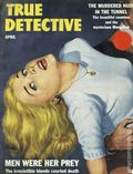 True Detective (1924-1995 MacFadden) True Crime Magazine Vol. 56 #6