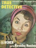 True Detective (1924-1995 MacFadden) True Crime Magazine Vol. 56 #1