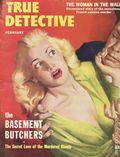 True Detective (1924-1995 MacFadden) True Crime Magazine Vol. 56 #4