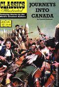 Classics Illustrated JES (2013-2016 Classic Comic Store) UK Joint European Series 50