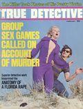 True Detective (1924-1995 MacFadden) True Crime Magazine Vol. 96 #4