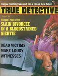 True Detective (1924-1995 MacFadden) True Crime Magazine Vol. 95 #4