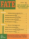 Fate Magazine (1948-Present Clark Publishing) Digest/Magazine Vol. 14 #10