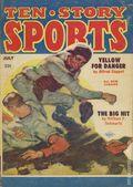 Ten Story Sports (1952-1957 Columbia) Pulp 2nd Series Vol. 8 #2