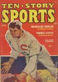 Ten Story Sports (1952-1957 Columbia) Pulp 2nd Series Vol. 8 #3